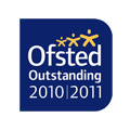 Ofsted Outstanding 2010-2011